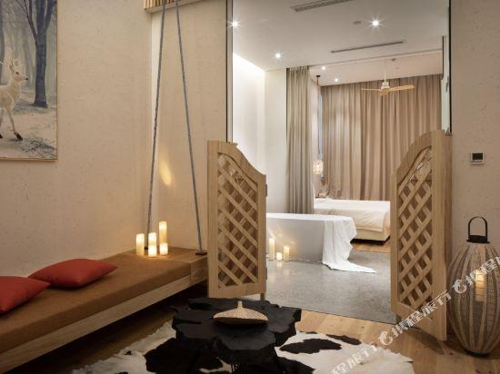 上海浦東機場江鎮亞朵S酒店(Atour S Hotel Shanghai Pudong Airport)高級套房