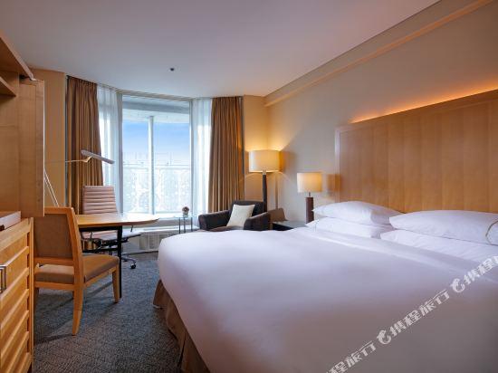 大阪都喜來登酒店(Sheraton Miyako Hotel Osaka)尊貴特大床房
