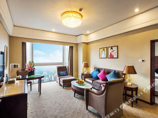 深圳百合酒店(Century Kingdom Hotel)零壓百合套房