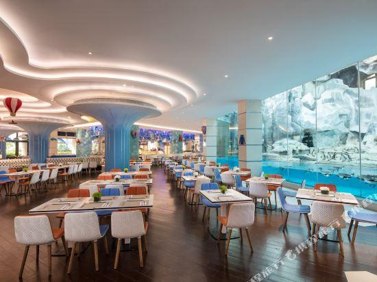 珠海長隆企鵝酒店(Chimelong Penguin Hotel)西餐廳