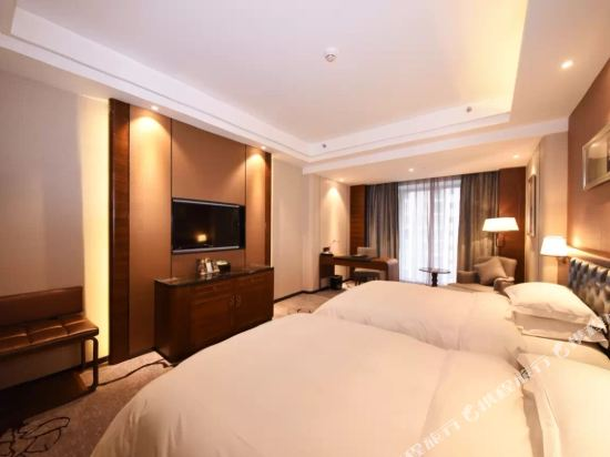 昆明伴山境悅觀景酒店(Ban Shan Jin Yue Guan Jing Jiu Dian)伴山觀景雙床房