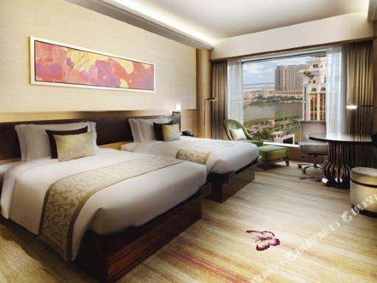 澳門銀河酒店(Galaxy Hotel)豪華雙床—帶加床