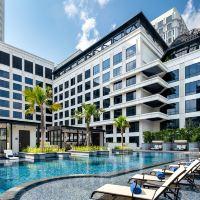 新加坡君樂皇府酒店酒店預訂
