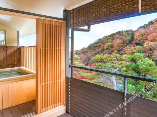 京都翠嵐豪華精選酒店(Suiran, a Luxury Collection Hotel, Kyoto)翠嵐總統角落套房