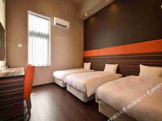 博多WBF格蘭大酒店(HOTEL WBF GRANDE HAKATA)行政家庭房