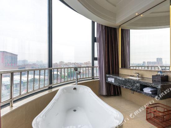 維納斯皇家酒店(佛山南海萬達廣場店)(原凱利萊國際酒店)(Venus Royal Hotel (Foshan Nanhai Wanda Plaza))商務套房