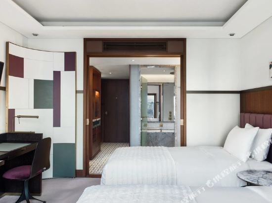 首爾艾美酒店(原,首爾麗思卡爾頓酒店)(Le Meridien Seoul)城景經典雙床房