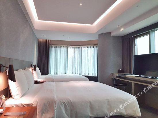 台北有園飯店(U Hotel Taipei)家庭間 - 帶浴缸