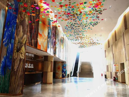 昆明花之城豪生國際大酒店(蘭花苑)(Howard Johnson Flower City Hotel Kunming (Lanhua Yuan))親子雙床房