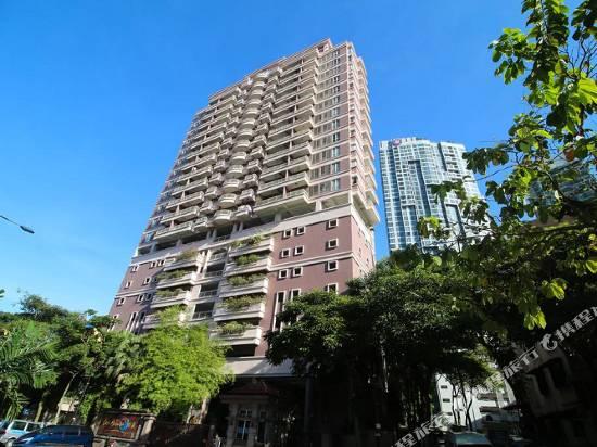 OYO637卡薩2卧室公寓