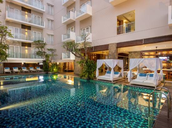 Grand Ixora Kuta Resort Reviews For 4 Star Hotels In Bali Trip Com