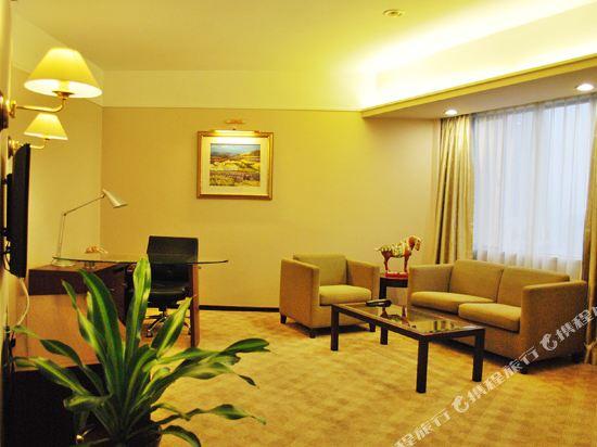 中山國際酒店(Zhongshan International Hotel)高級套房