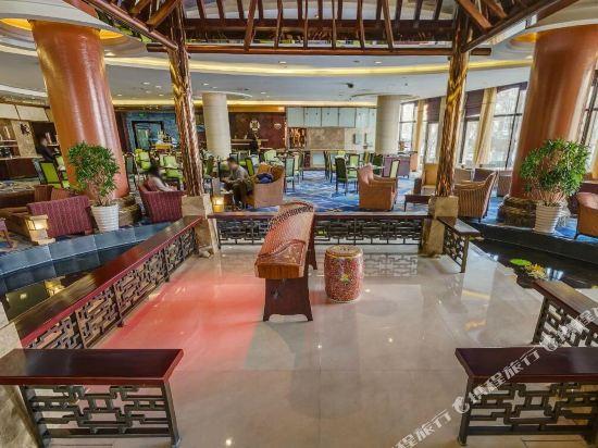 北京漁陽飯店(Yu Yang Hotel)大堂吧