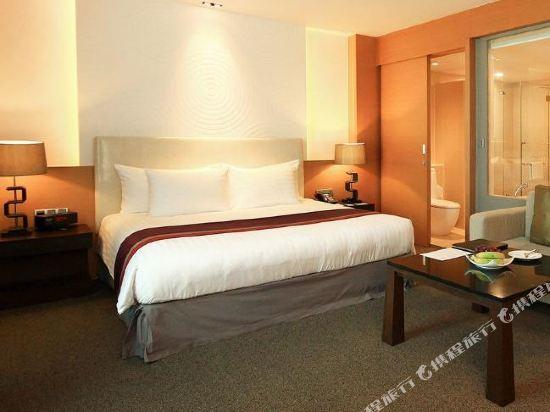 曼谷斯瓦特爾酒店(Sivatel Bangkok)至尊貴族房