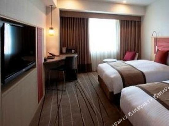 JR九州花博中心酒店(Jr Kyushu Hotel Blossom Hakata Central)三人房