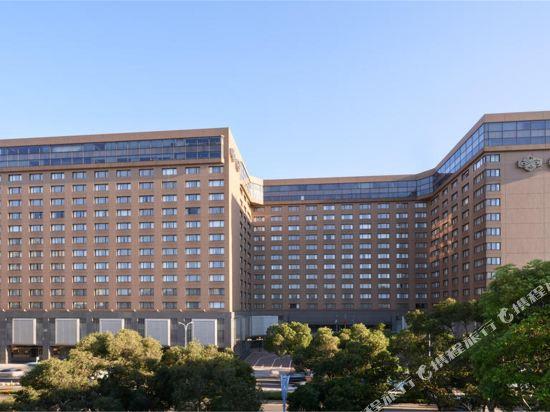台北喜來登大飯店(Sheraton Grand Taipei Hotel)外觀