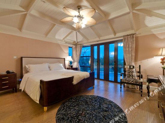 溧陽涵田度假村酒店(Hentique Resort & Spa)尊享湖景別墅
