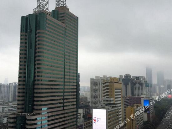 深圳華強北和頤酒店眺望遠景