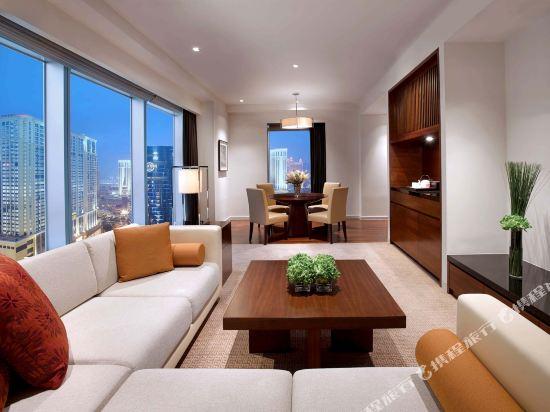 澳門君悅酒店(Grand Hyatt Macau)君悅動感噴泉景豪華套房