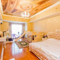 vhome國際主題公寓(廣州番禺萬達廣場店)酒店預訂