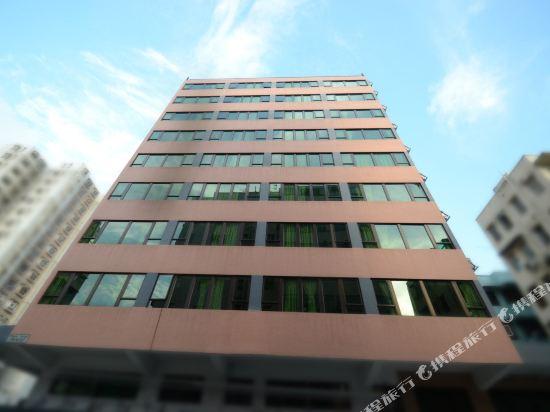 香港雲浦酒店(VP Hotel)外觀