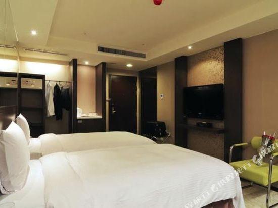 台北樂客商旅(Look Hotel)樂客尊爵客房