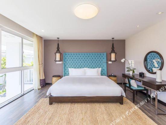 峴港雅高尊貴度假村(Premier Village Danang Resort Managed by AccorHotels)海景三卧室別墅