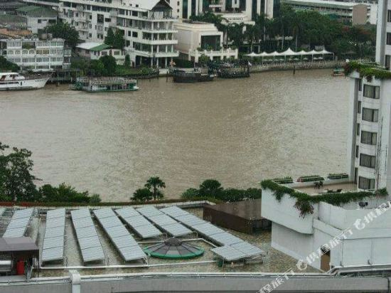 是隆中央酒店(Centre Point Silom)眺望遠景