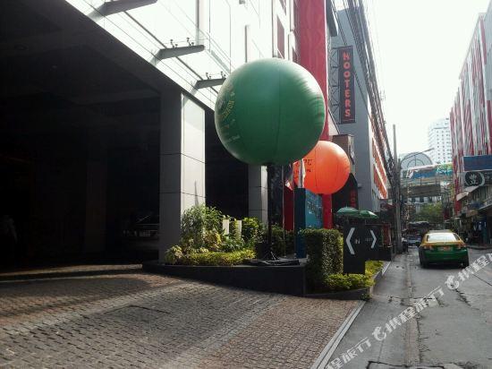曼谷夢幻酒店(Dream Hotel Bangkok)周邊圖片
