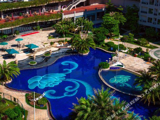 碧桂園空港鳳凰酒店(廣州新白云機場店)室外游泳池
