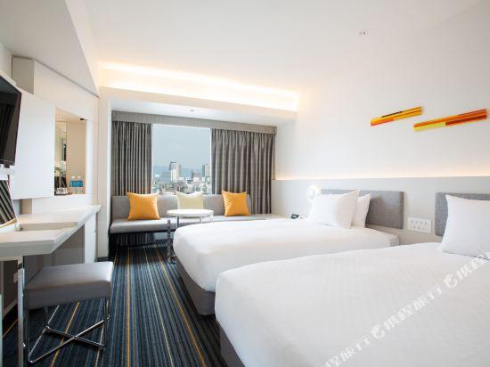 大阪日航酒店(Hotel Nikko Osaka)150600_新スーペリア_ツイン_晝