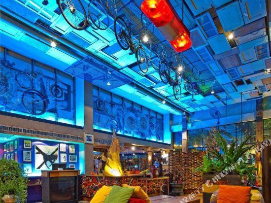 曼谷自我風格酒店(MeStyle Place Bangkok)大堂吧