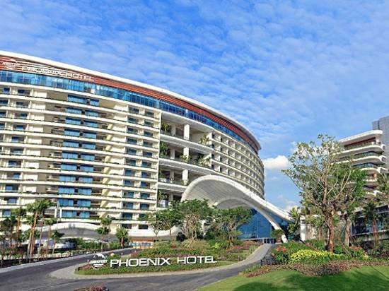 Forest City Phoenix International Marina Hotel Reviews For 5 Star Hotels In Johor Bahru Trip Com