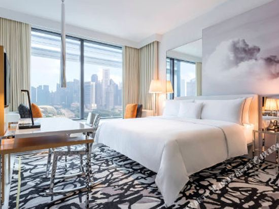 新加坡南岸JW萬豪酒店(JW Marriott Hotel Singapore South Beach)標準房