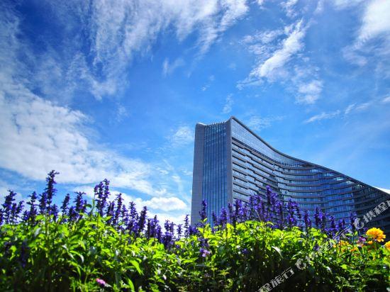 昆明花之城豪生國際大酒店(蘭花苑)(Howard Johnson Flower City Hotel Kunming (Lanhua Yuan))外觀