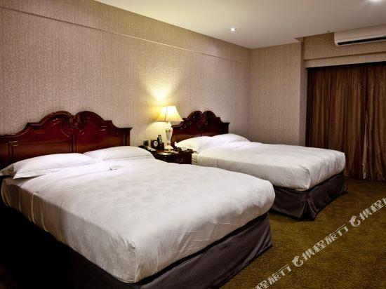 台中皇家季節酒店中港館(Royal Seasons Hotel Taichung Zhongkang)季節套房