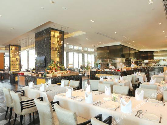 東莞富盈酒店(Cinese Hotel Dongguan)西餐廳