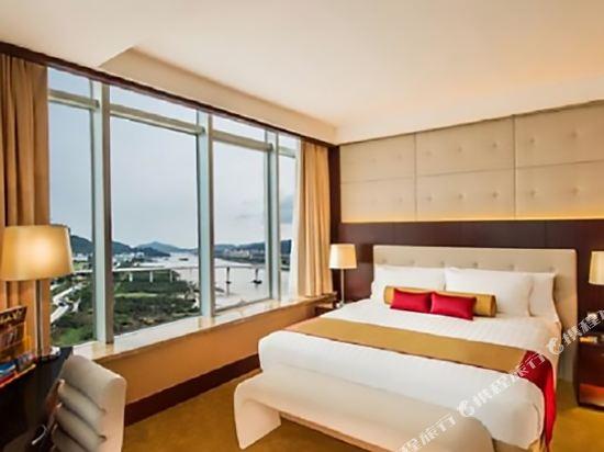 澳門百老匯酒店(Broadway Macau)百老匯河畔景觀大床房
