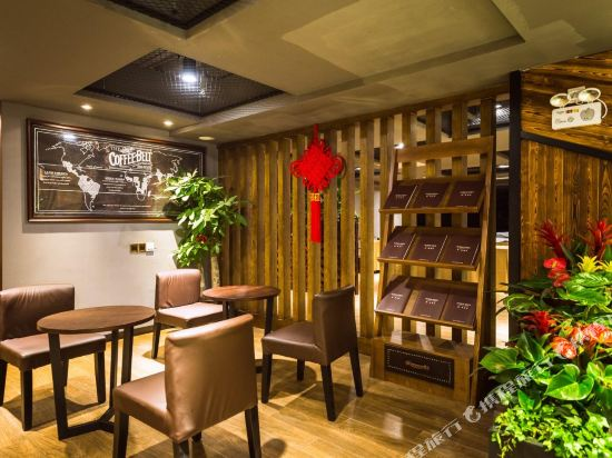 豪楓雅緻酒店(上海國際旅遊度假區唐鎮地鐵站店)(Haofeng Yazhi Hotel (Shanghai International Tourist Resort Tangzhen Metro Station))餐廳