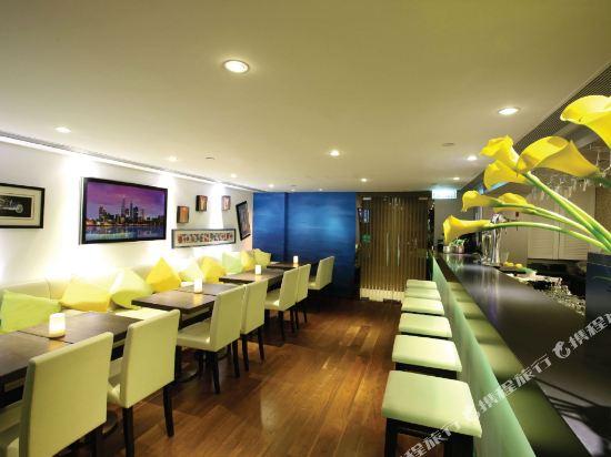 香港8度海逸酒店(Harbour Plaza 8 Degrees)大堂吧