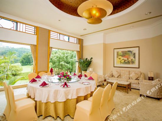中山雅居樂長江酒店(Agile Changjiang Hotel)中餐廳