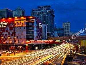 吉隆坡市中心途恩酒店(Tune Hotel Kuala Lumpur)