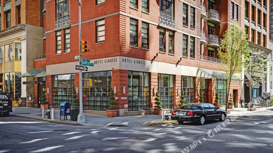 Hotel Giraffe by Library Hotel Collection New York