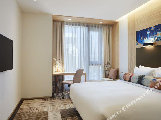 首爾明洞雅樂軒酒店(Aloft Seoul Myeongdong)Aloft房