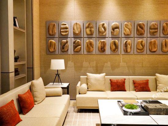 深圳佳兆業萬豪酒店(Shenzhen Marriott Hotel Golden Bay)行政酒廊