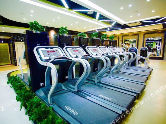杭州開元名都大酒店(New Century Grand Hotel Hangzhou)健身房