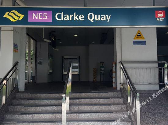 新加坡柏偉詩酒店(Park Regis Singapore)周邊圖片