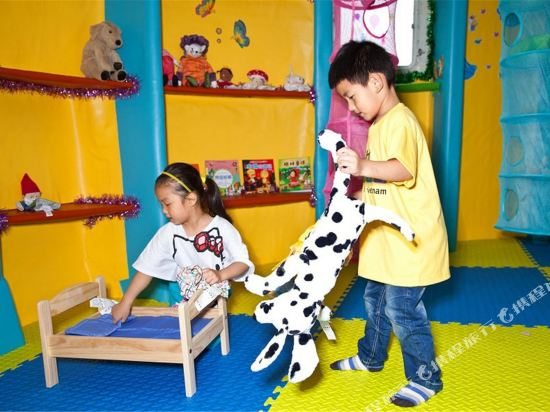 深圳鴻隆明華輪酒店(Cruise Inn)兒童樂園/兒童俱樂部