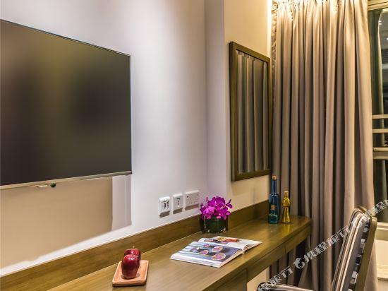香港盛捷維園公寓酒店(Somerset Victoria Park Hongkong)單房公寓