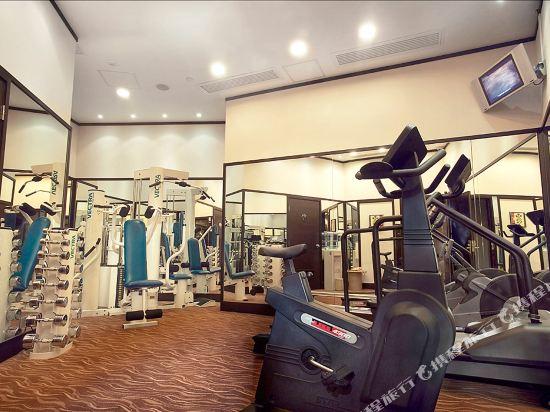 香港南洋酒店(South Pacific Hotel)健身房